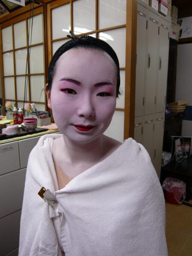 京都 舞妓 花魁 独女