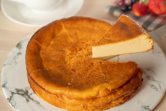 チーズケーキ 生焼け 見分け方