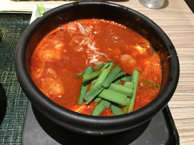 キムチ鍋 1週間