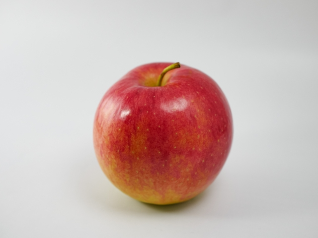 りんご 半分 保存