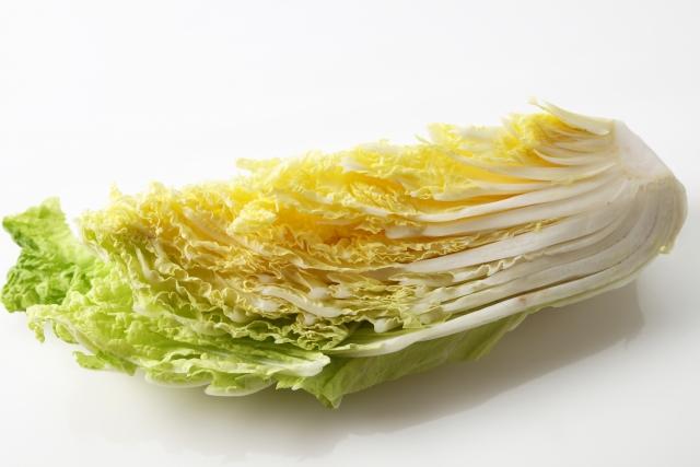 白菜 切り口 黒ずみ